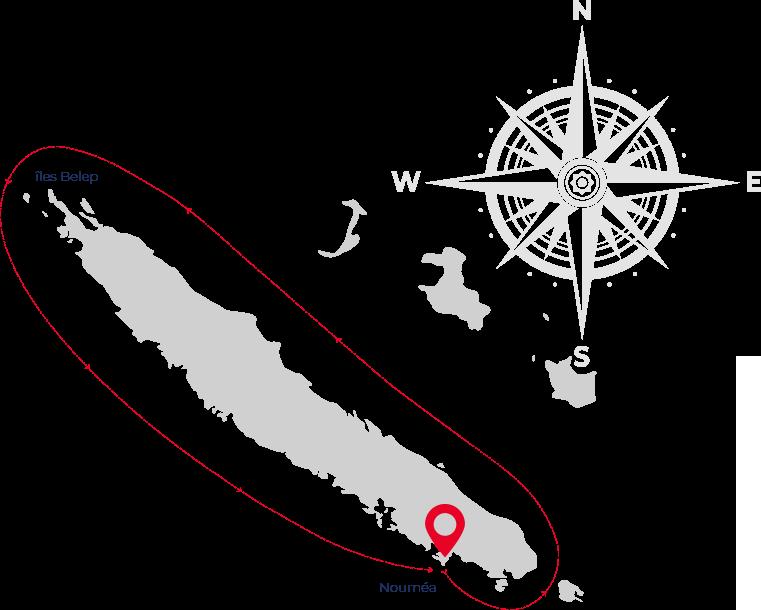 Itinéraire de la course